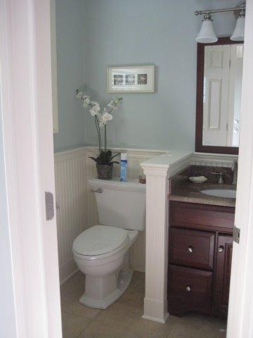 Connecticut Bathroom Remodeling Project - 2015