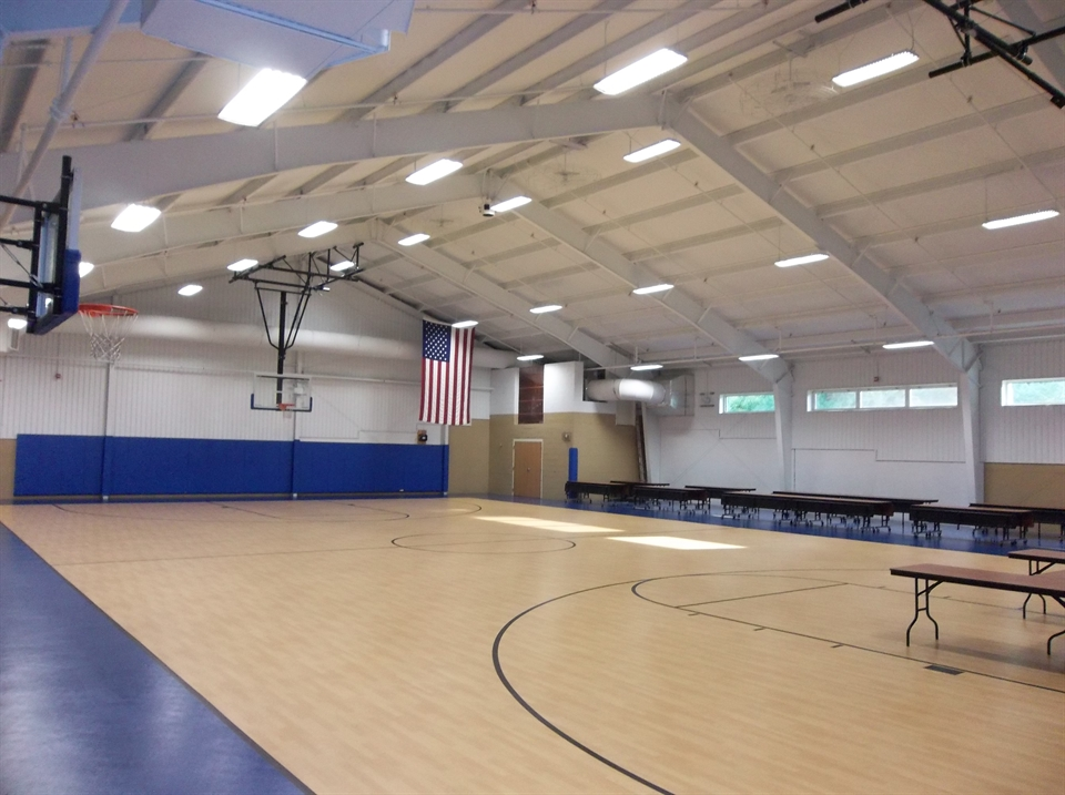 Watertown, CT New Construction Gymnasium Portfolio